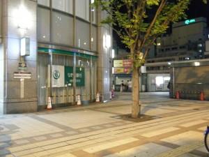 7:00 梅田ヨドバシカメラ1F りそなBK前 帰阪時、異なる乗車場所でもここが解散場所となります。