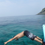 1日中海を満喫